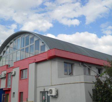 Invelitoare autoportanta Centru Medical