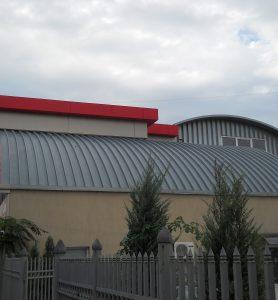 Invelitoare autoportanta Galerii comerciale Bacau